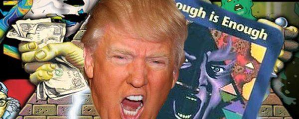 Does this illuminati card predict Trump assassination?